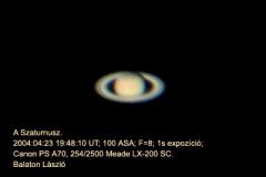 Balaton László felvételei a Holdról, a Jupiterről és a Szaturnuszról
