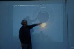 Teljes holdfogyatkozás a Polarisból