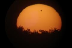 Vénusz-átvonulás'12