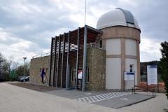 A Balaton Csillagvizsgáló avatása