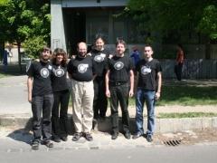 A PolarisTV közvetítő csapata