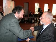 A 2009 év Kulin György emlékérmese: Balogh István