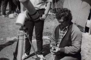 Ifjúsági tábor és Meteor '91 Észlelőtábor