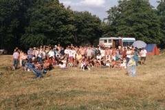 Ifjúsági tábor és Meteor '92 Észlelőtábor