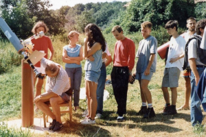 MCSE Ifjúsági Tábor és Meteor '95 Távcsöves Találkozó
