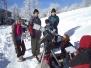 Téli tábor a Nagy Hideg-hegyen