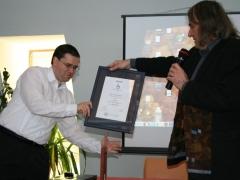Az Év Honlapja 2008 - Különdíj
