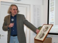 Mizser Attila köszönti a jelenlevőket és megnyitja a találkozót