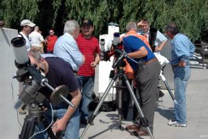 I. Nap-észlelők találkozója