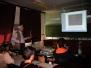 Csillagászati előadás az Előszállási iskolában.