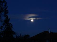 Részleges holdkoszorú
