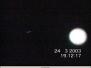 Ferenczi Béla képei (MCSE Dújv.) az Io-Ganimedes-közelségről