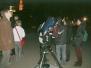 A 2003. április 11-i szegedi távcsöves bemutató képei