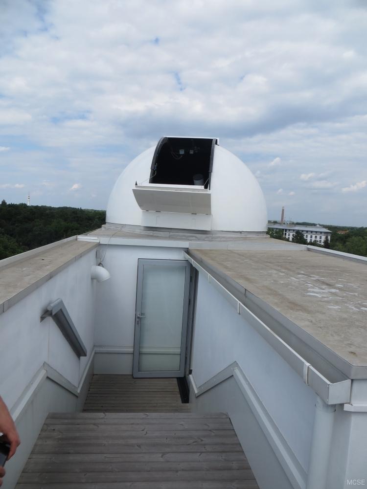 Az Agóra csillagvizsgálója