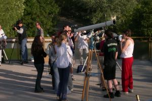 Merkúr-átvonulás 2003. május 7-én