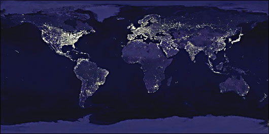 fényszennyezés térkép 2002. december – Mi is az a fényszennyezés? | MCSE fényszennyezés térkép