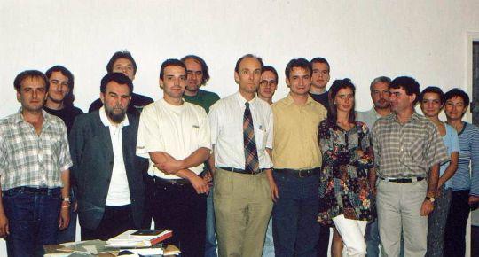 Az MCSE Balatonfűzfői Csoport emlékezetes előadása volt, amikor 2001 nyarán Edgar Soulié, a Francia Csillagászati Egyesület Kettőscsillag Szakcsoportjának vezetője előadást tartott tagjainknak és a távolabbról érkező MCSE-tagoknak