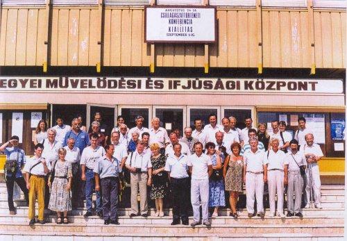 Magyarországi csillagászat 1000 esztendeje - csillagászattörténeti konferencia Szombathelyen (2001. aug.)