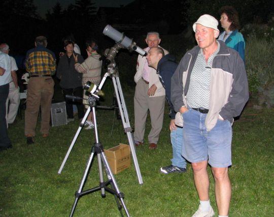 Közös észlelés 2005. júliusában
