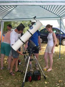 Meteor 2015 Távcsöves Találkozó @ Német Nemzetiségi Tábor | Tarján | Komárom-Esztergom | Magyarország