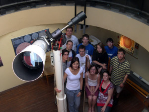 Ifjúsági csillagász szakkör @ Óbudai Polaris Csillagvizsgáló