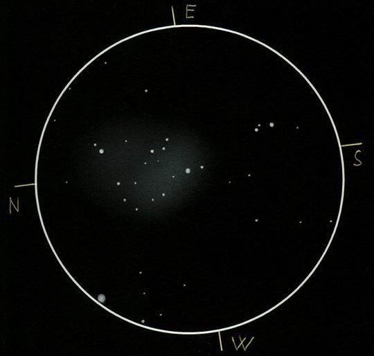 NGC 6281 NY Sco, Kernya Gábor