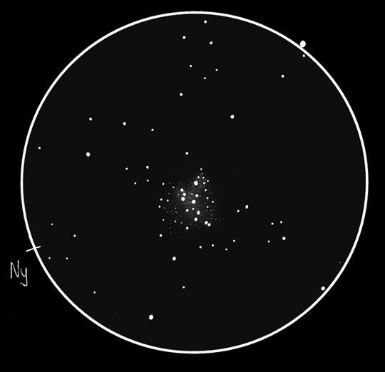 NGC 6242 NY Sco, Sánta Gábor