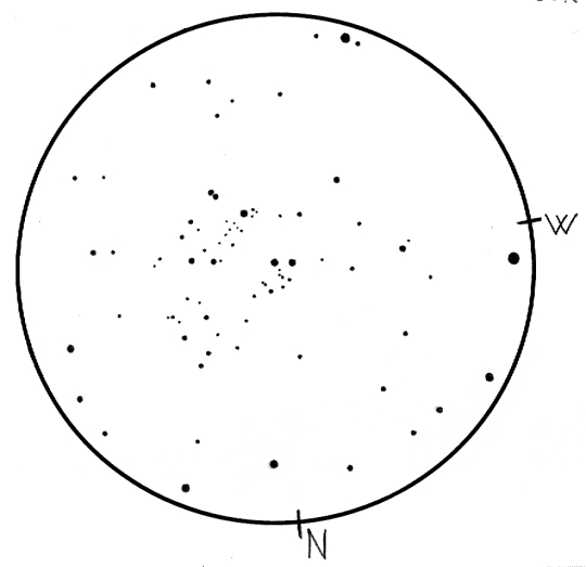 NGC 663 NY Cas (Tóth Zoltán, 27T)