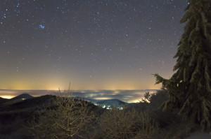 Galyatetői csillagles (100 óra csillagászat) @ Galyatető