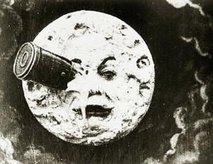 Régi ismerősünk: a Hold @ Óbudai Polaris Csillagvizsgáló