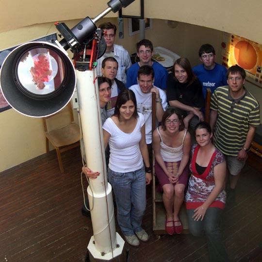 Ifjúsági csillagászati szakkör @ Polaris Csillagvizsgáló | Budapest | Budapest | Magyarország
