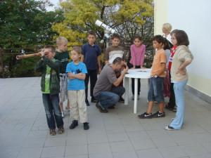 Üstökös Gyermekszakkör 8-12 éveseknek @ Polaris Csillagvizsgáló | Budapest | Budapest | Magyarország
