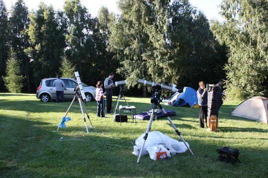 Észlelő hétvége Szentléleken, a Turista Parkban: nem csak MCSE-tagoknak!