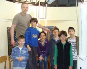 Gyermekszakkör 8-12 éveseknek (Polaris Csillagvizsgáló, Óbuda)