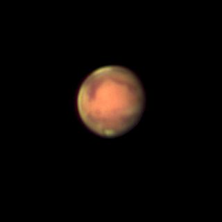 Közel a Marshoz @ Óbudai Polaris Csillagvizsgáló | Budapest | Magyarország