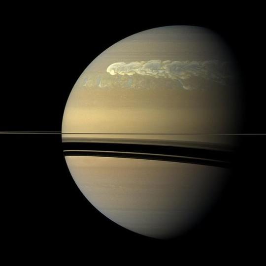Cassini, a gyűrűk ura @ Óbudai Polaris Csillagvizsgáló | Budapest | Magyarország