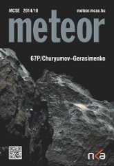 A Churyumov-Gerasimenko-üstökös aktivitása @ Polaris Csillagvizsgáló | Budapest | Budapest | Magyarország