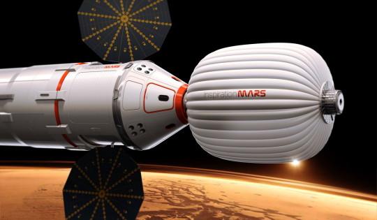 A Mars 500-tól a Nemzetközi Űrállomásig @ Polaris Csillagvizsgáló | Budapest | Budapest | Magyarország