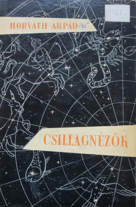Horváth Árpád Csillagnézők című könyve a Polaris könyvtárában.