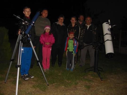 Csillagászat Napja Dávodon @ Dávod | Dávod | Magyarország