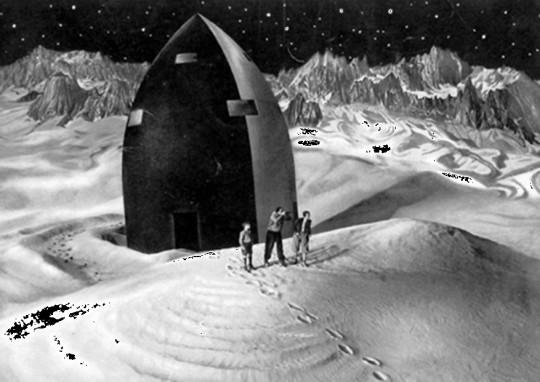Fritz Lang fantasztikuma @ Polaris Csillagvizsgáló | Budapest | Budapest | Magyarország