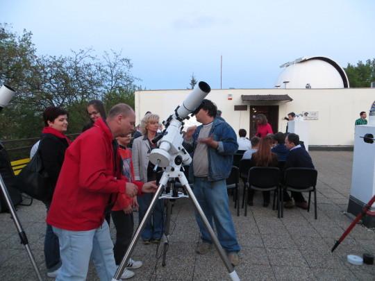 Óbudai Kultéj @ Óbudai Polaris Csillagvizsgáló