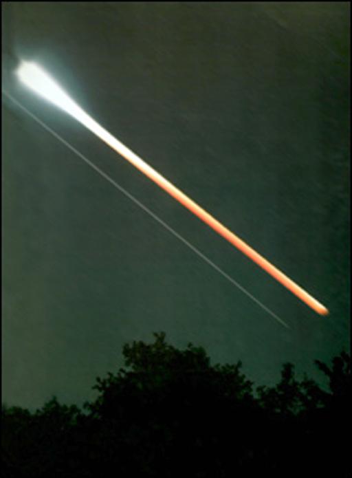 Mizser Attila állókamerás holdfogyatkozás-felvétele