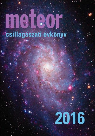 Meteor csillagászati évkönyv – 2015