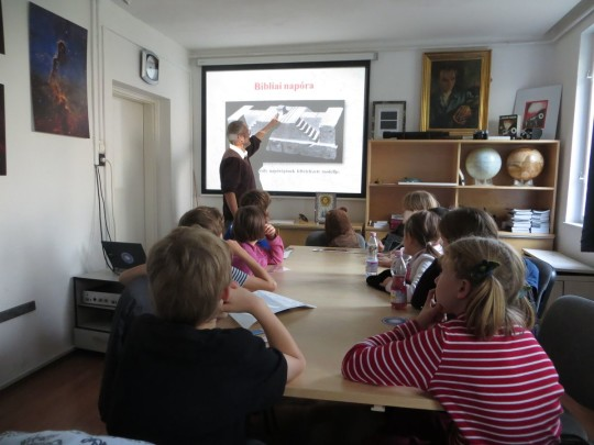 Gyermekszakkör a Polarisban (8-12 évesek) @ Óbudai Polaris Csillagvizsgáló | Budapest | Magyarország