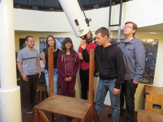Ifjúsági szakkör 13-19 éveseknek @ Óbudai Polaris Csillagvizsgáló