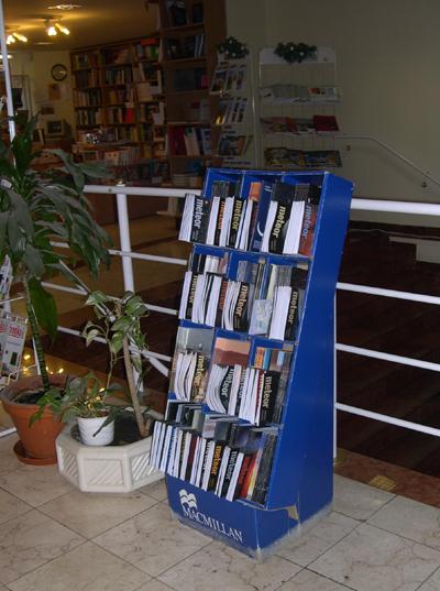 A Meteor friss és régebbi számai a Szakkönyváruházban is megvásárolhatók