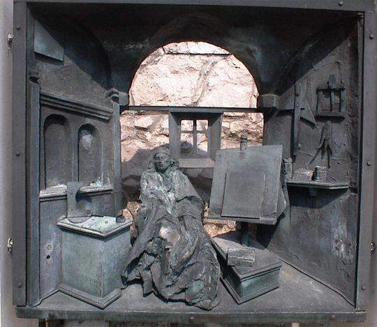 regiomontanus-szobor