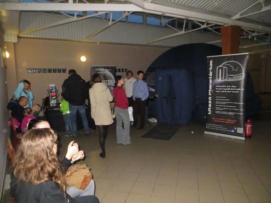 Kutatók Éjszakája a Polarisban @ Óbudai Polaris Csillagvizsgáló | Budapest | Magyarország
