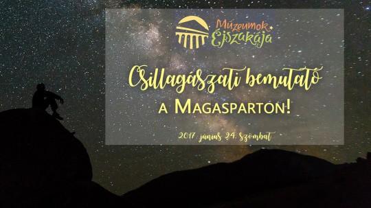 Múzeumok Éjszakája Balatonföldváron @ Magaspart, Hajózástörténeti Látogatóközpont | Balatonföldvár | Magyarország